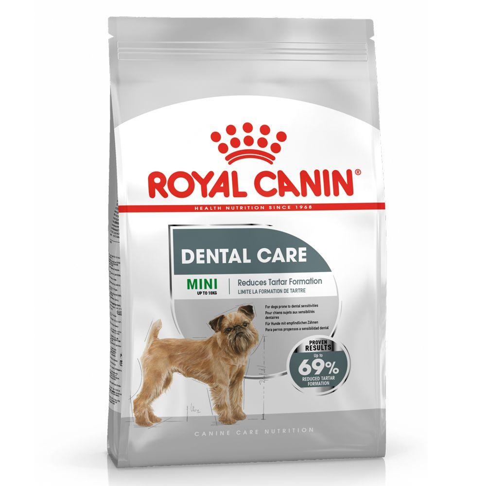 Royal Canin Dental Care Mini hundefôr