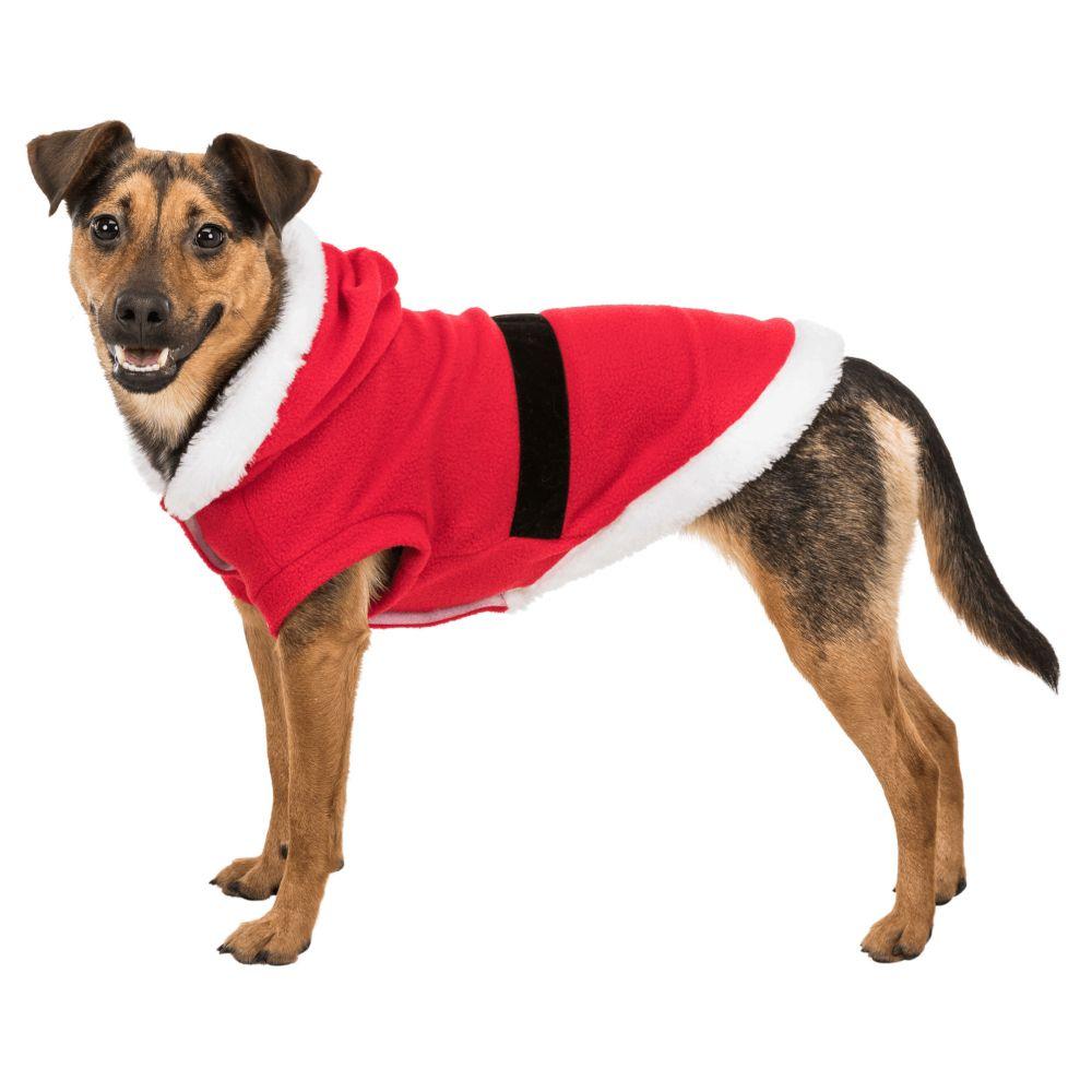 Julenissedrakt for hunder